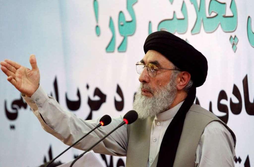 Hekmatyar Calls Taliban to End 'Pointless Unholy War'