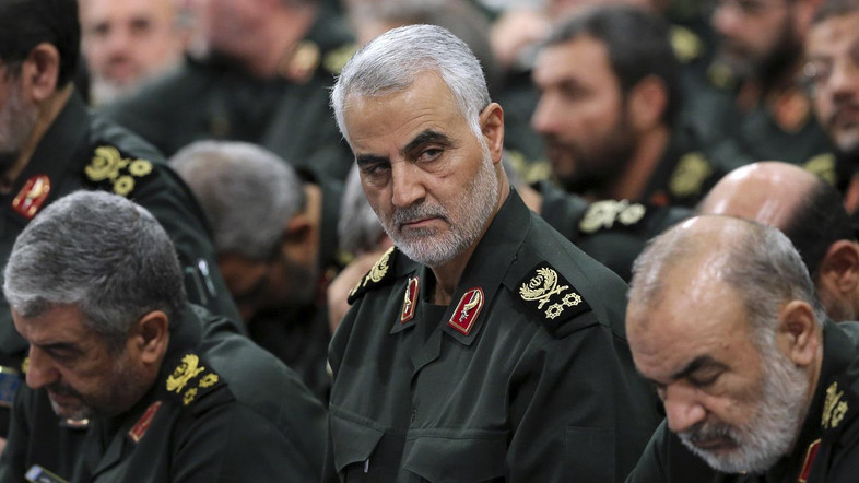 US Imposes Sanctions on Soleimani's Brother