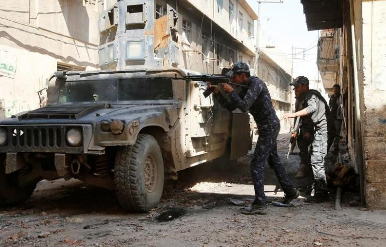 Iraq: Federal Police Launches New Attack on Old City