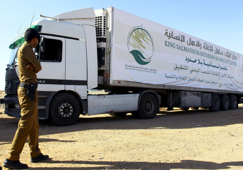 161 Projects Implemented by KSRelief in Yemen