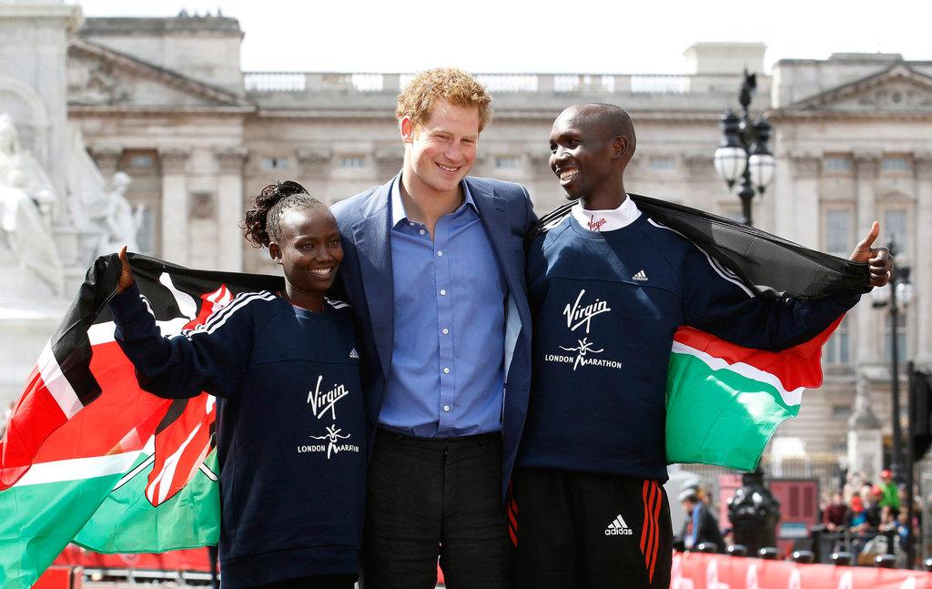 Kenya Breaks Records in London Marathon