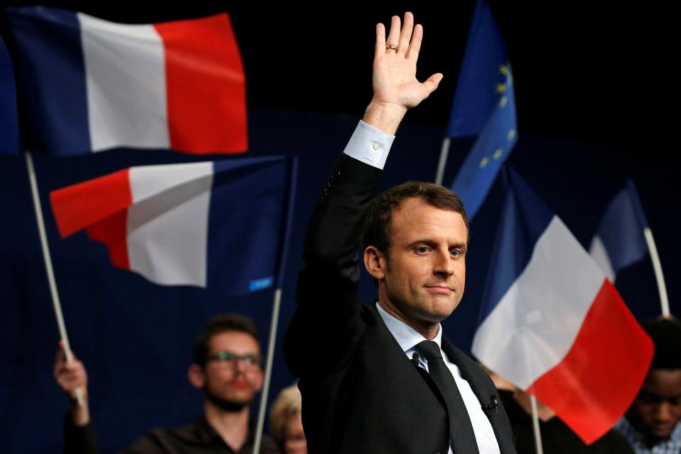 Macron, Le Pen to Compete for French Presidency