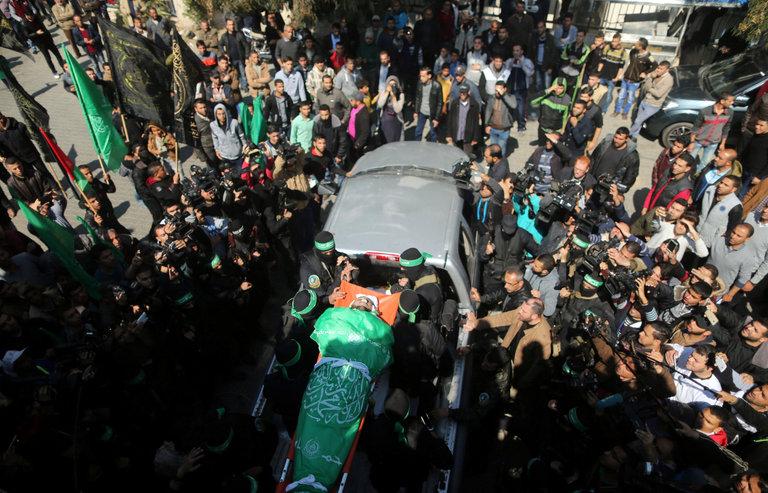 Hamas Launches 'Revenge' Campaign against Israeli Collaborators