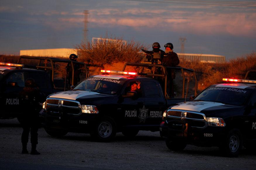 Drug-Related Crimes Hit Mexico's Acapulco, Tamaulipas