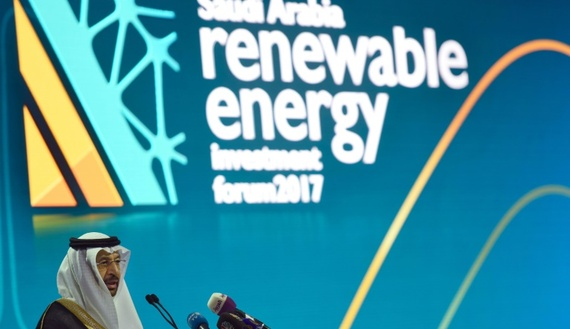Riyadh Reveals 30 Projects to Produce Renewable Energy