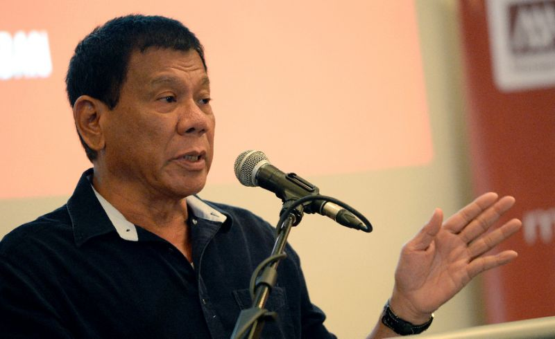 Philippine President Warns he Can be '50 Times' More Brutal than Terrorists