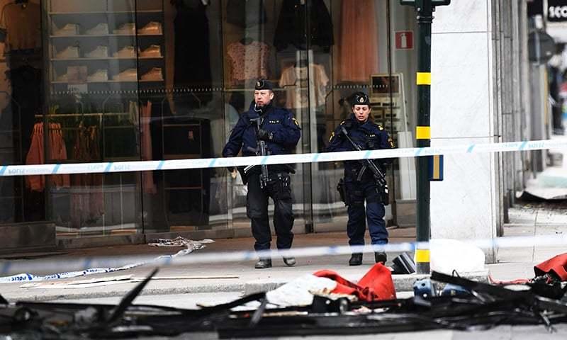 Uzbek Security Forces Warned West about Stockholm Attack Suspect