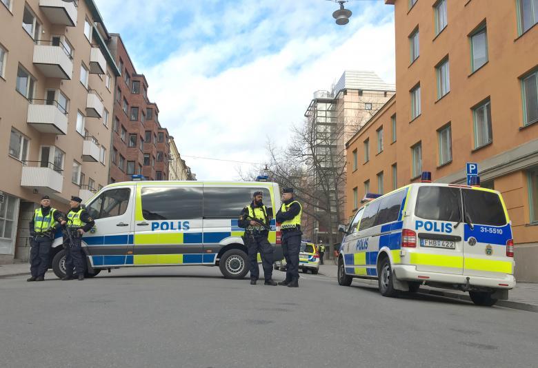 Stockholm Attack Suspect Confesses to Committing 'Terror' Crime