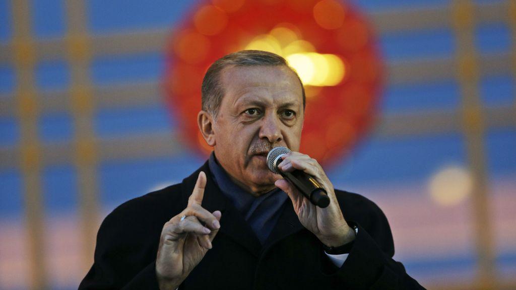 Iraq Summons Turkish Envoy over Erdogan's Criticism of Popular Mobilization Forces