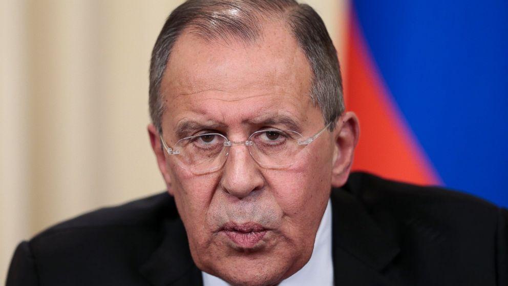 Lavrov: US Strike on Syria Aimed at Destroying Settlement, Changing Regime