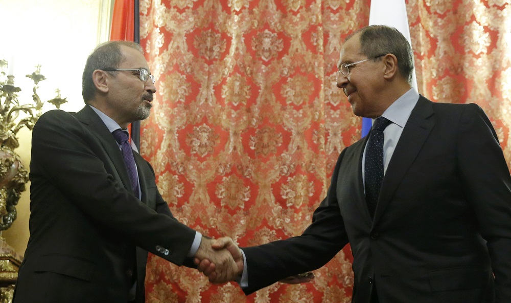 Moscow Prepared to Work with Washington against 'Terrorism' in Syria