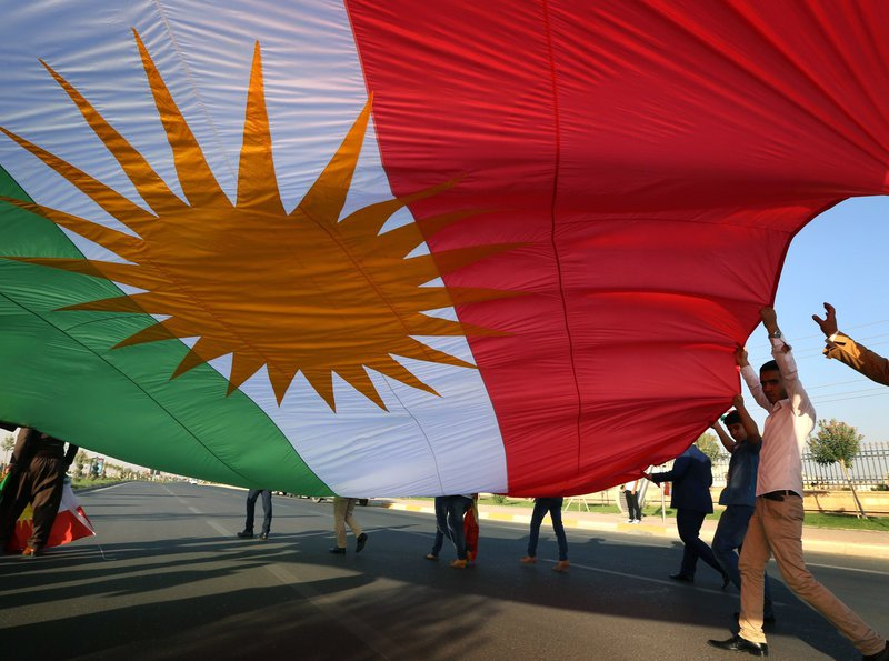 Sadr Delegation Holds Talks with Kurdistan Leadership