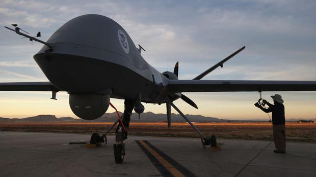 US Drone Strike Kills 3 Qaeda Members in Yemen