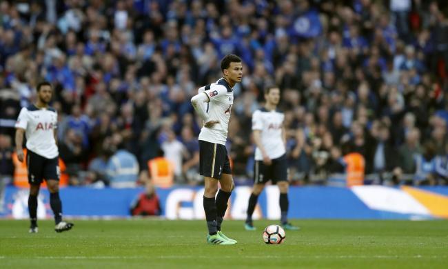 Tottenham Produce Moments of Magic but Can't Rewrite the New Wembley Script
