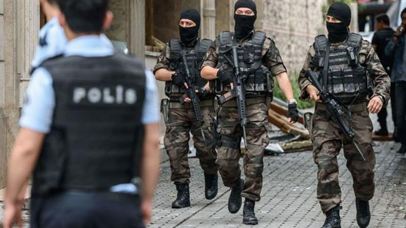 Five ISIS Suspects Detained in Turkey