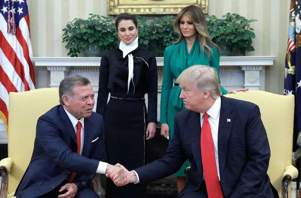 Terrorism, Palestine, Syria at the Center of US-Jordan Summit