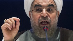 Iran's President Hassan Rouhani.(Reuters / Adrees Latif) / Reuters