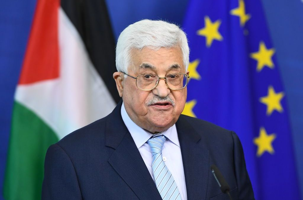 PA Accuses Israel of Trying to Impede Abbas' Visit to Washington