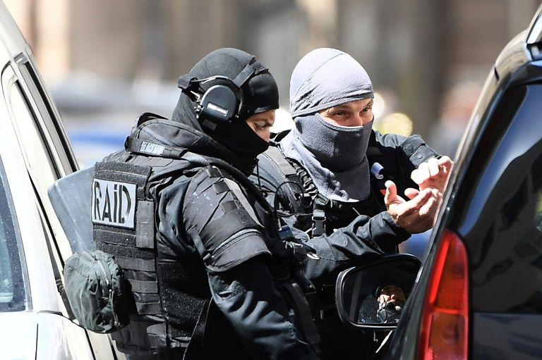 France Detains Two Attack Plotters Targeting Elections