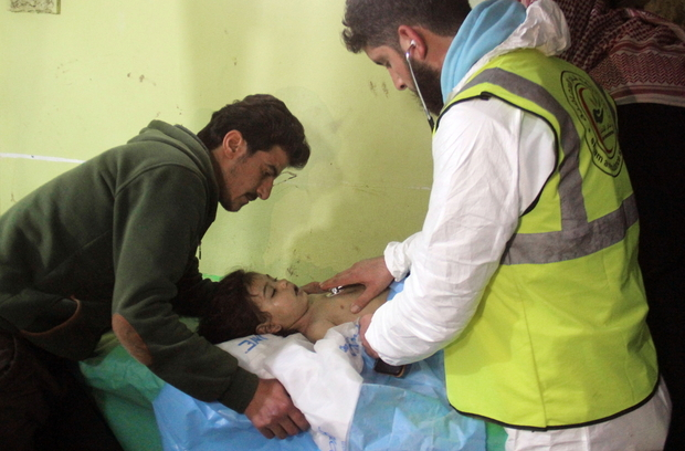French Intelligence Blames Assad Forces for Sarin Attack