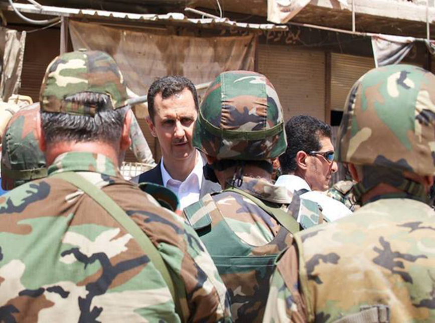 Fueling Onslaught, Syria's Regime Constrains Draft Rules to Increase Youth Conscription
