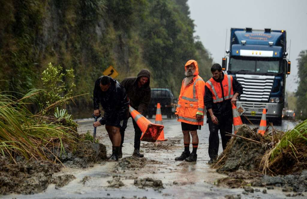 New Zealand Braces for 'Worst Storm in Decades'
