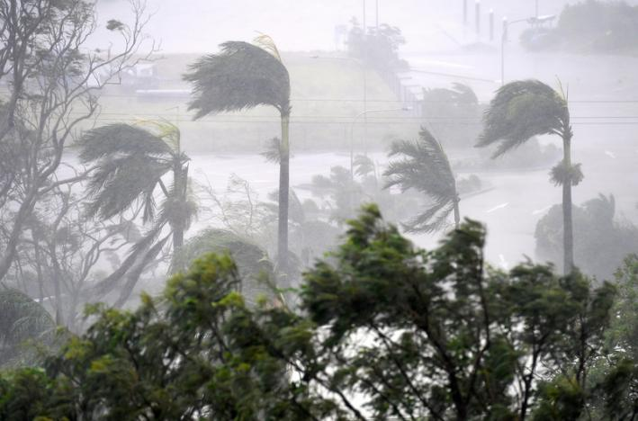 Cyclone Debbie: 2 Killed, Tens of Thousands Stranded By Australia Floods