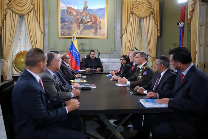 Venezuela in Political Crisis after Supreme Court Power Grab