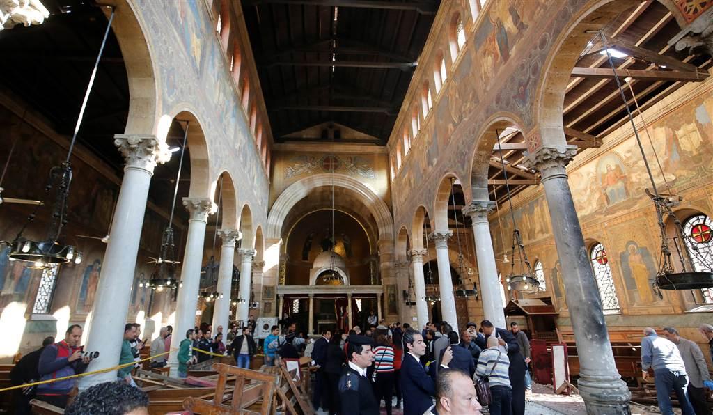 Egypt Mourns 'Massacre of Two Churches'