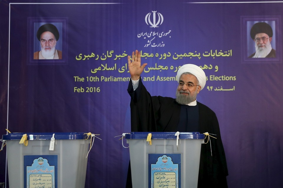 Iranian VP, Rafsanjani's Brother Enter Presidential Race