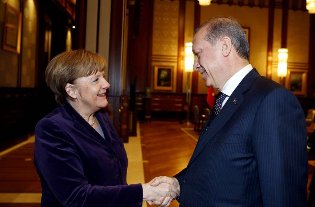 """Ankara Urges Berlin to Hand Over Wanted """"Terrorists"""""""