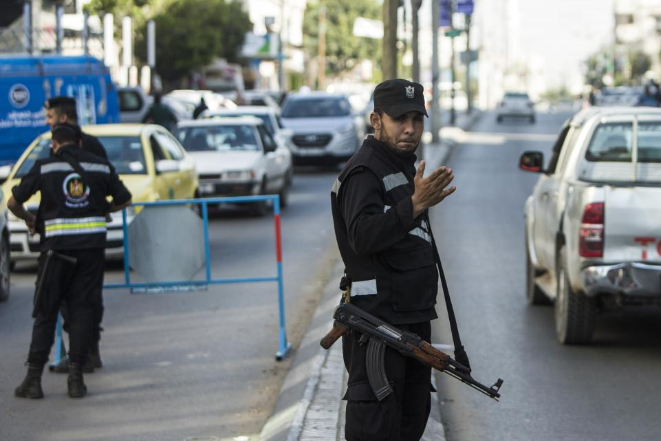 Hamas Executes Three Men Accused of Collaborating with Israel