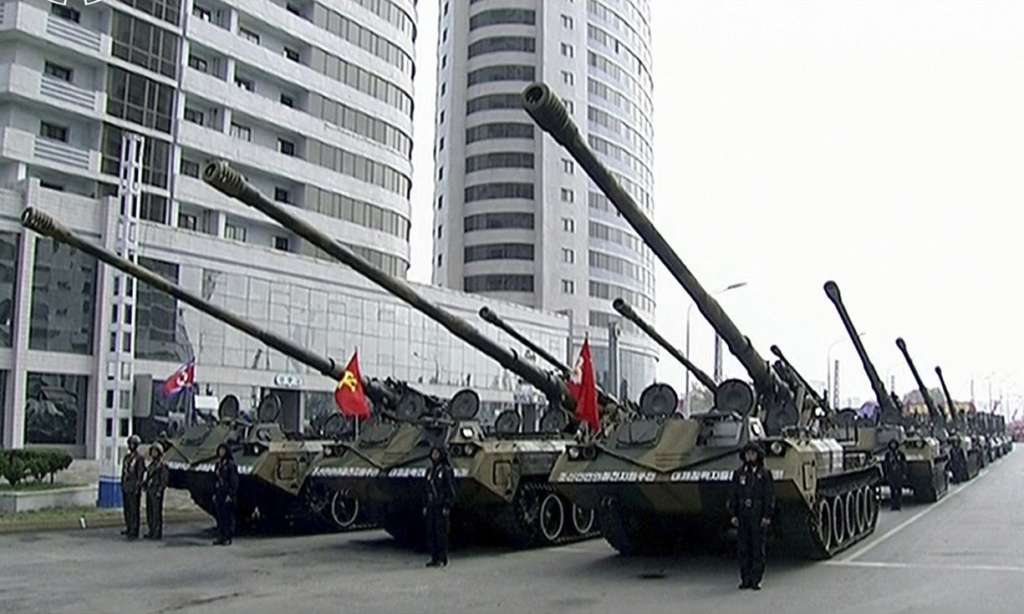 Pyongyang Wields 'Nuclear' in the Face of Washington