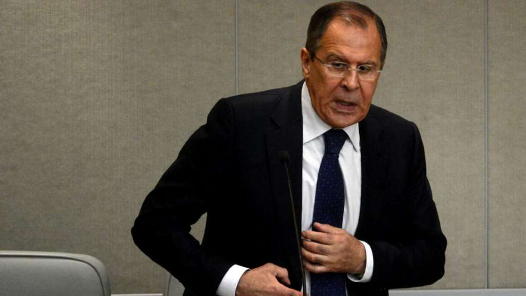 The Defects of Lavrov's World Order