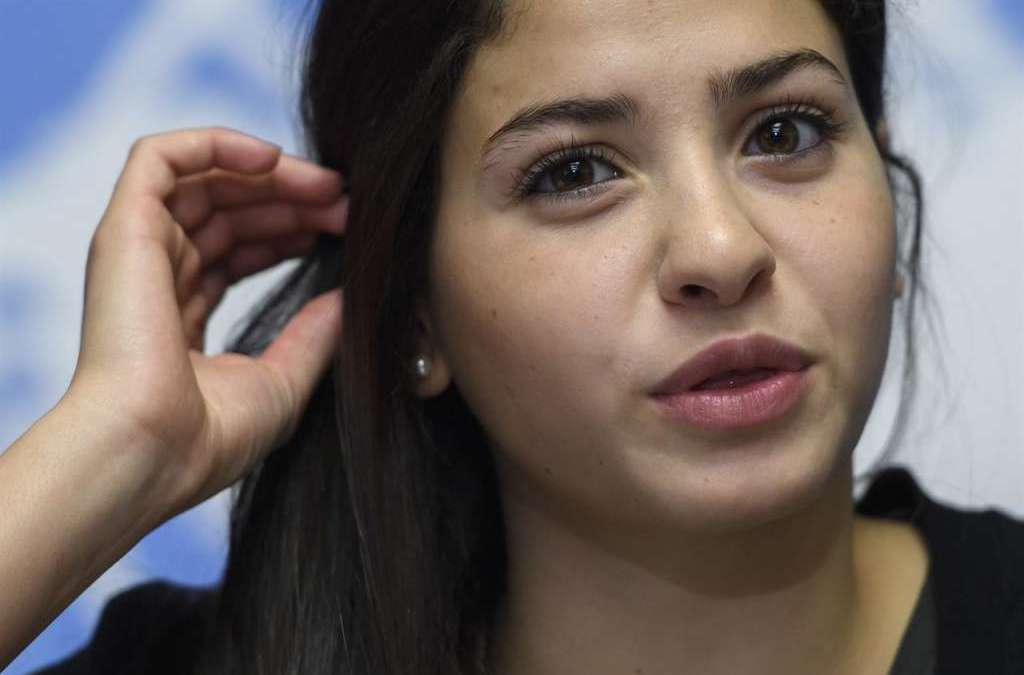 Syrian Swimmer Yusra Mardini Becomes UNHCR Ambassador
