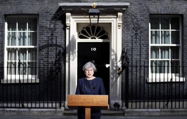May Surprises Britain with Early Elections Next June