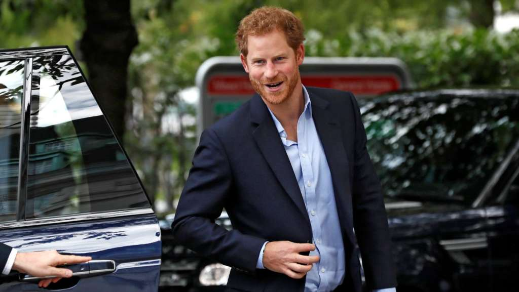 Prince Harry Sought Counseling over his Mother's Death