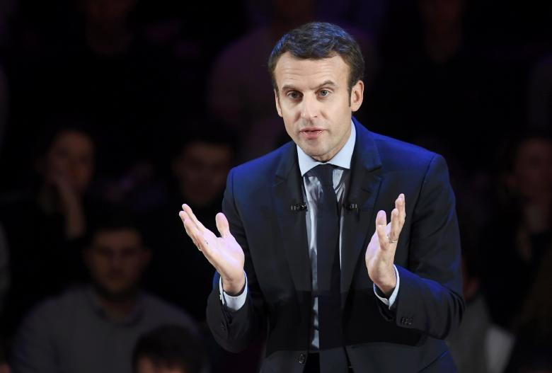 Macron Policy in Middle East