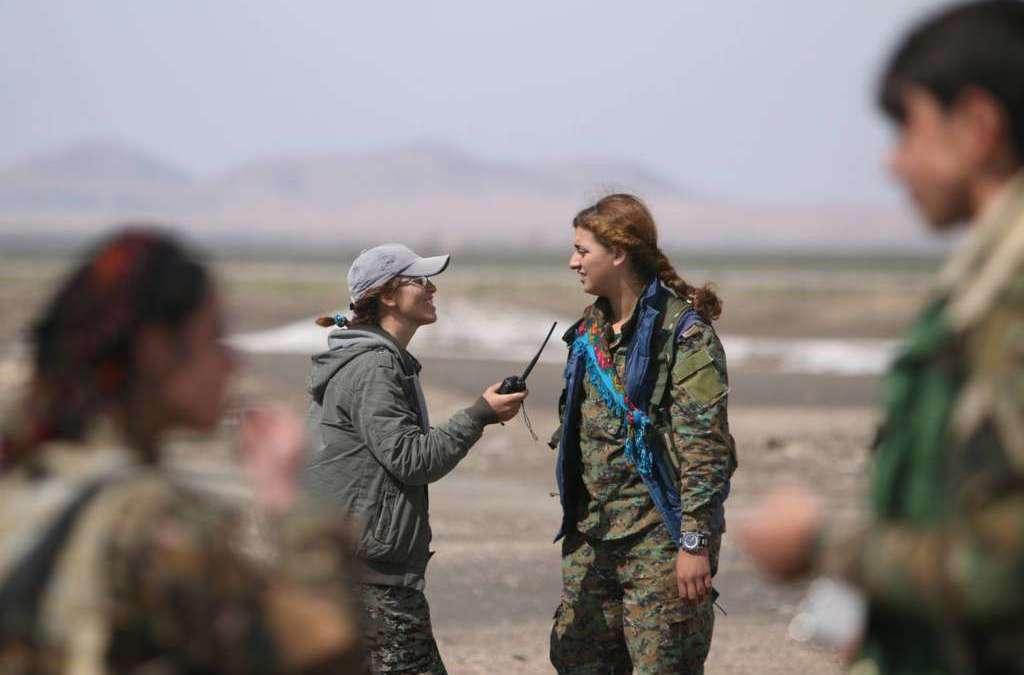 Observatory: SDF on Doorstep of Syria's Tabqa