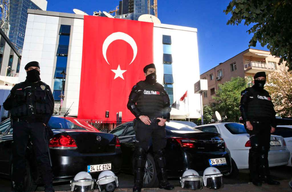 Turkey Extradites Canadian Citizen who Attempted to Join ISIS