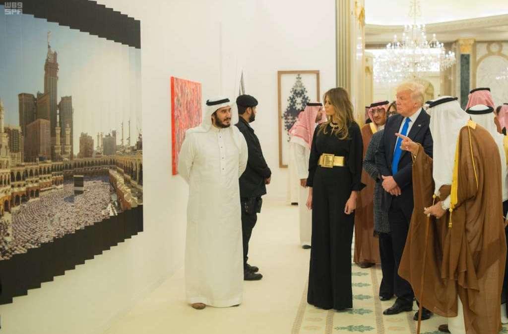 Saudi Contemporary Art Exhibition Promotes Intercultural Coexistence