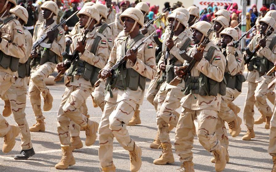 Sudanese President Orders RSF to Handle Mercenaries, Insurgents