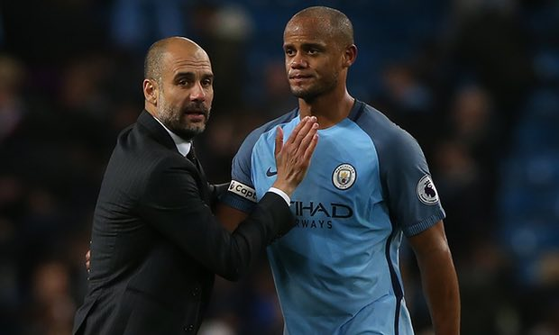 Manchester City Taking Time to Adjust to Guardiola's Methods, says Kompany
