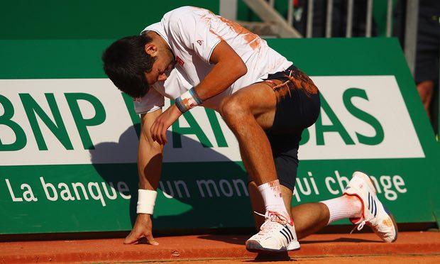 Novak Djokovic Goes for 'Nuclear' Option in Bid to Arrest Worrying Slump