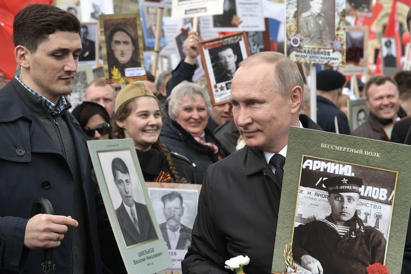 A Message to Putin From 42 Million Dead