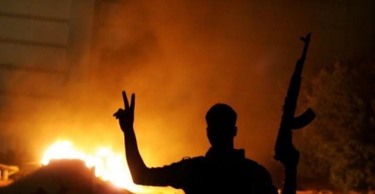 Libya's Extremist Ansar al-Sharia Dissolves itself