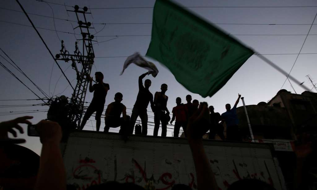 Hamas Announces New Program: State Based on 1967 Border