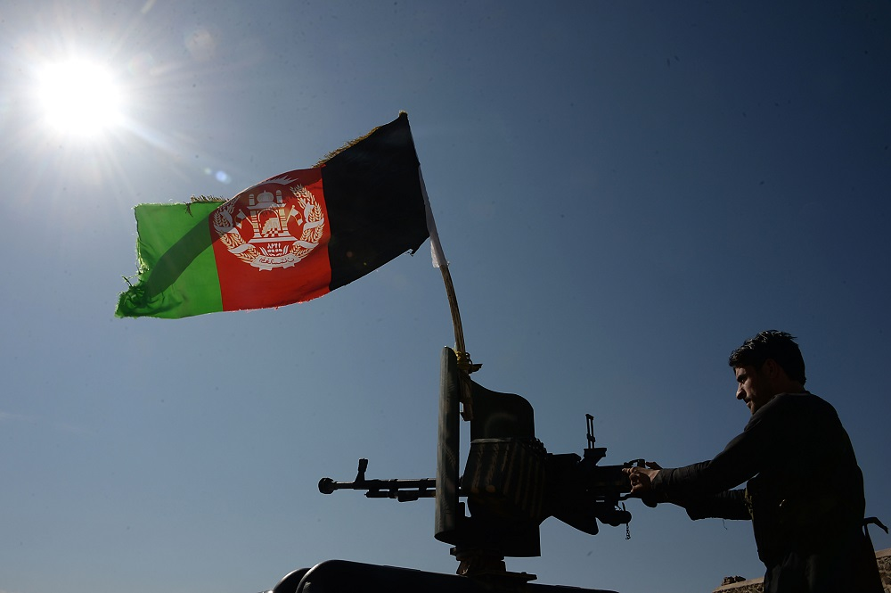 US Vows to Eliminate ISIS in Afghanistan before Year's End