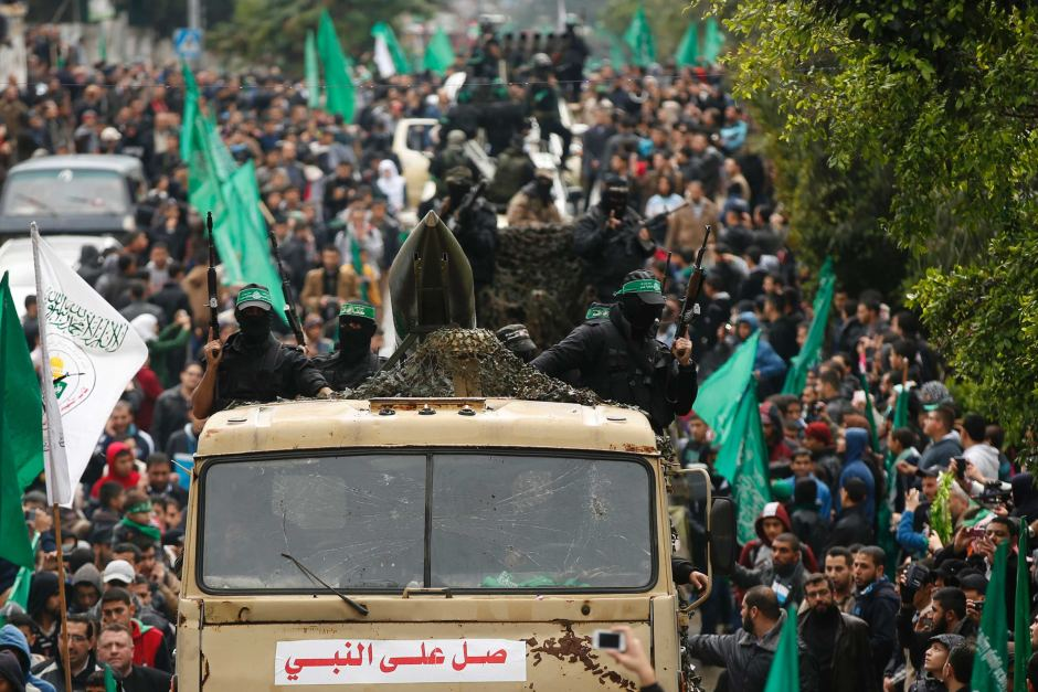 Hamas Hawks Tighten Grip over Politbureau