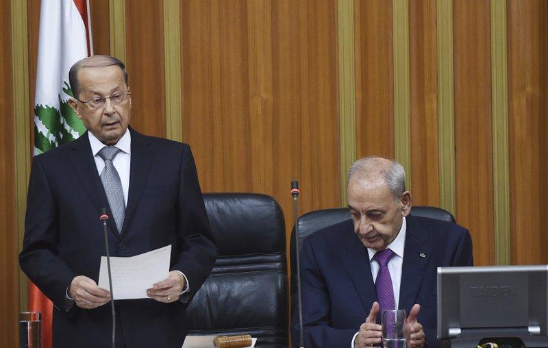 Lebanon: Efforts to Resolve 'Rift' Between Aoun, Berri